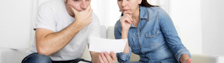 Kontoauszug für Schuldenberater